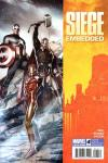 Siege: Embedded #4 comic books for sale