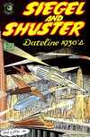 Siegel and Shuster: Dateline 1930s #2 Comic Books - Covers, Scans, Photos  in Siegel and Shuster: Dateline 1930s Comic Books - Covers, Scans, Gallery