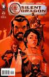 Silent Dragon #5 comic books - cover scans photos Silent Dragon #5 comic books - covers, picture gallery
