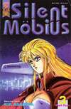 Silent Mobius: Part 4 #3 comic books - cover scans photos Silent Mobius: Part 4 #3 comic books - covers, picture gallery