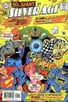Silver Age #1 comic books - cover scans photos Silver Age #1 comic books - covers, picture gallery
