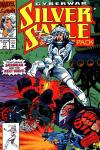 Silver Sable and the Wild Pack #11 comic books - cover scans photos Silver Sable and the Wild Pack #11 comic books - covers, picture gallery