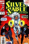 Silver Sable and the Wild Pack #14 comic books - cover scans photos Silver Sable and the Wild Pack #14 comic books - covers, picture gallery