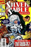 Silver Sable and the Wild Pack #17 comic books - cover scans photos Silver Sable and the Wild Pack #17 comic books - covers, picture gallery