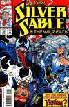 Silver Sable and the Wild Pack #18 comic books - cover scans photos Silver Sable and the Wild Pack #18 comic books - covers, picture gallery