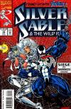 Silver Sable and the Wild Pack #19 comic books - cover scans photos Silver Sable and the Wild Pack #19 comic books - covers, picture gallery