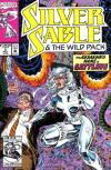 Silver Sable and the Wild Pack #2 comic books - cover scans photos Silver Sable and the Wild Pack #2 comic books - covers, picture gallery
