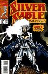 Silver Sable and the Wild Pack #20 comic books - cover scans photos Silver Sable and the Wild Pack #20 comic books - covers, picture gallery
