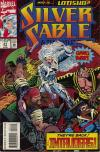 Silver Sable and the Wild Pack #21 comic books - cover scans photos Silver Sable and the Wild Pack #21 comic books - covers, picture gallery