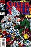 Silver Sable and the Wild Pack #22 comic books - cover scans photos Silver Sable and the Wild Pack #22 comic books - covers, picture gallery