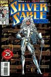 Silver Sable and the Wild Pack #25 comic books - cover scans photos Silver Sable and the Wild Pack #25 comic books - covers, picture gallery