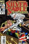Silver Sable and the Wild Pack #29 comic books for sale