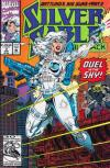 Silver Sable and the Wild Pack #3 comic books - cover scans photos Silver Sable and the Wild Pack #3 comic books - covers, picture gallery