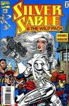 Silver Sable and the Wild Pack #31 comic books for sale