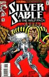 Silver Sable and the Wild Pack #32 comic books for sale