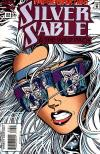 Silver Sable and the Wild Pack #33 comic books - cover scans photos Silver Sable and the Wild Pack #33 comic books - covers, picture gallery