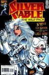 Silver Sable and the Wild Pack #35 comic books - cover scans photos Silver Sable and the Wild Pack #35 comic books - covers, picture gallery