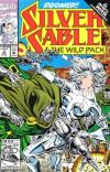 Silver Sable and the Wild Pack #5 comic books - cover scans photos Silver Sable and the Wild Pack #5 comic books - covers, picture gallery