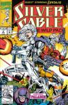 Silver Sable and the Wild Pack #6 comic books - cover scans photos Silver Sable and the Wild Pack #6 comic books - covers, picture gallery