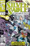 Silver Sable and the Wild Pack #7 comic books - cover scans photos Silver Sable and the Wild Pack #7 comic books - covers, picture gallery