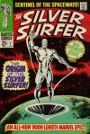 Silver Surfer #1 Comic Books - Covers, Scans, Photos  in Silver Surfer Comic Books - Covers, Scans, Gallery