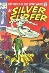 Silver Surfer #10 comic books - cover scans photos Silver Surfer #10 comic books - covers, picture gallery