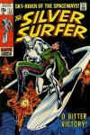 Silver Surfer #11 comic books - cover scans photos Silver Surfer #11 comic books - covers, picture gallery