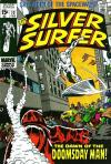 Silver Surfer #13 comic books - cover scans photos Silver Surfer #13 comic books - covers, picture gallery