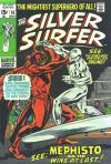 Silver Surfer #16 comic books - cover scans photos Silver Surfer #16 comic books - covers, picture gallery