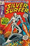 Silver Surfer #17 comic books - cover scans photos Silver Surfer #17 comic books - covers, picture gallery
