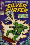 Silver Surfer #2 Comic Books - Covers, Scans, Photos  in Silver Surfer Comic Books - Covers, Scans, Gallery