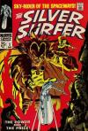 Silver Surfer #3 comic books - cover scans photos Silver Surfer #3 comic books - covers, picture gallery