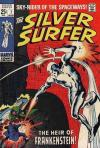 Silver Surfer #7 comic books - cover scans photos Silver Surfer #7 comic books - covers, picture gallery
