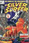 Silver Surfer #8 comic books - cover scans photos Silver Surfer #8 comic books - covers, picture gallery