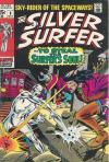 Silver Surfer #9 Comic Books - Covers, Scans, Photos  in Silver Surfer Comic Books - Covers, Scans, Gallery