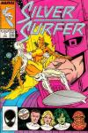 Silver Surfer comic books