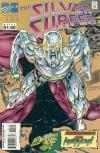 Silver Surfer #105 comic books - cover scans photos Silver Surfer #105 comic books - covers, picture gallery