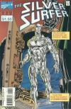 Silver Surfer #106 comic books - cover scans photos Silver Surfer #106 comic books - covers, picture gallery