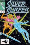 Silver Surfer #3 Comic Books - Covers, Scans, Photos  in Silver Surfer Comic Books - Covers, Scans, Gallery