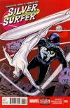Silver Surfer #6 Comic Books - Covers, Scans, Photos  in Silver Surfer Comic Books - Covers, Scans, Gallery