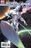 Silver Surfer: In Thy Name #1 comic books - cover scans photos Silver Surfer: In Thy Name #1 comic books - covers, picture gallery