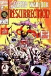 Silver Surfer/Warlock: Resurrection #2 comic books for sale