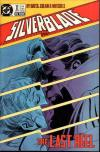 Silverblade #12 comic books - cover scans photos Silverblade #12 comic books - covers, picture gallery