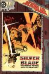 Silverblade #9 comic books - cover scans photos Silverblade #9 comic books - covers, picture gallery