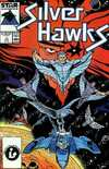 Silverhawks comic books