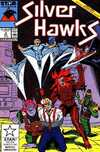 Silverhawks #2 comic books - cover scans photos Silverhawks #2 comic books - covers, picture gallery