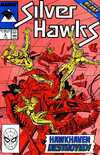 Silverhawks #6 comic books - cover scans photos Silverhawks #6 comic books - covers, picture gallery