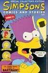 Simpsons Comics and Stories #1 comic books - cover scans photos Simpsons Comics and Stories #1 comic books - covers, picture gallery