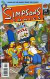 Simpsons Comics #72 comic books for sale