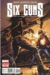 Six Guns #2 comic books for sale